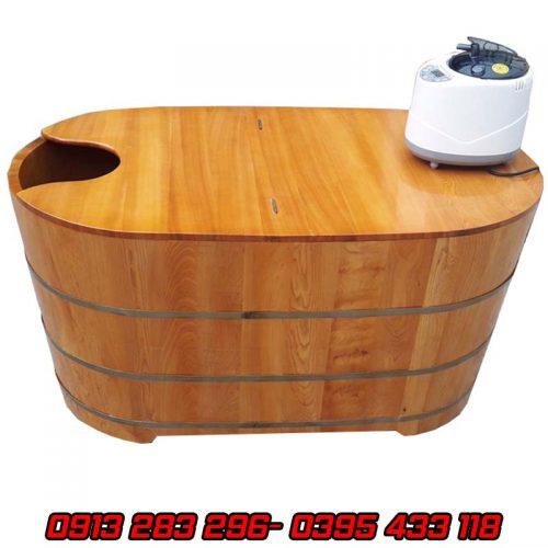 Bồn tắm xông hơi cao cấp dài 120cm - Tâm Việt