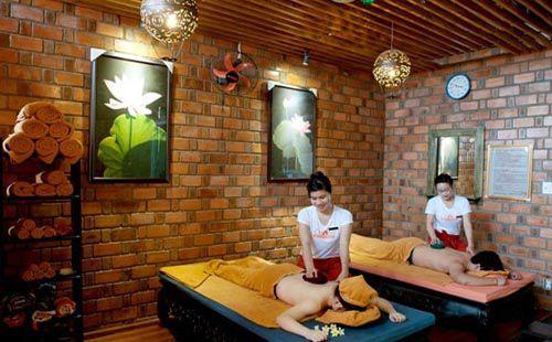 Các Spa phát triển khiến Bồn tắm gỗ tại Đà Nẵng phát triển theo