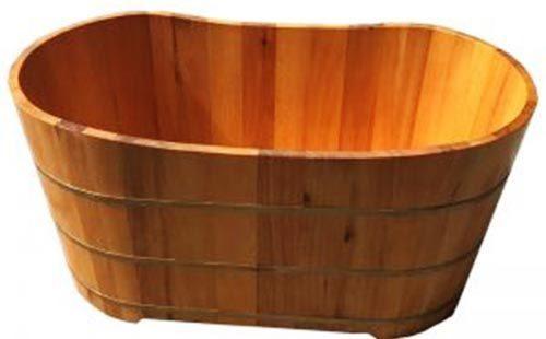 Bồn tắm gỗ Pơ mu cao cấp của thương hiệu Tâm Việt