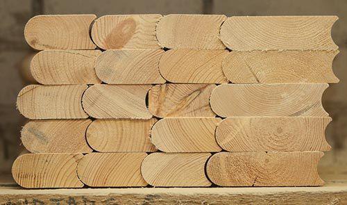 Cách làm bồn tắm nước nóng bằng gỗ - Tìm gỗ và cắt thành tấm - Tâm Việt