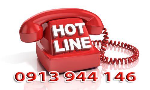 Gọi ngay Hotline 0913 944 146 để được tư vấn miễn phí