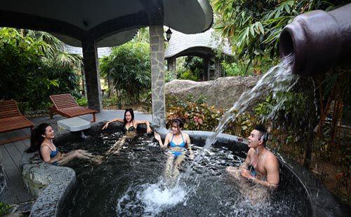 Tại Đà Nẵng đã có những Spa tắm trắng bằng rượu vang