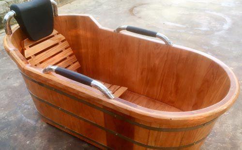 Kinh nghiệm mua bồn tắm- Lựa chọn chất liệu làm bồn tắm - Tâm Việt
