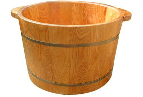 Chậu gỗ đảm bảo chất lượng uy tín tại Tâm Việt